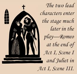 Literature essay of romeo and juliet